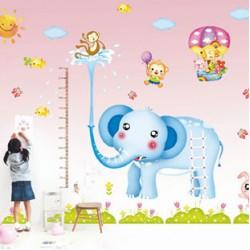 Decal đo chiều cao voi con A337