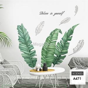 Delcal cây xanh A471