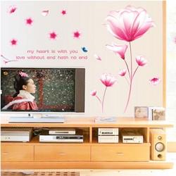 Deal hoa thủy tinh hồng A739