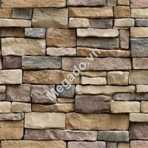 Giấy dán tường giả đá C0001
