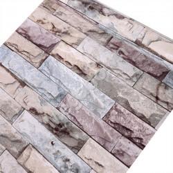 10m Giấy dán tường giả đá C0012