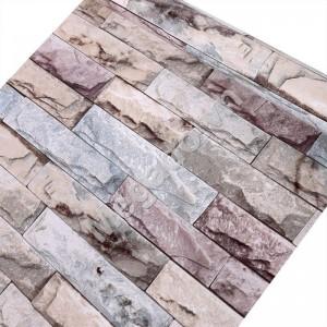 Giấy dán tường giả đá C0012