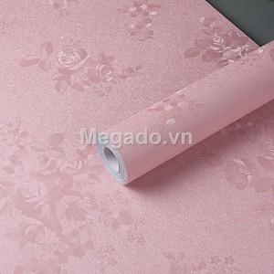 10m Giấy dán tường hoa hồng C0041B