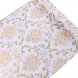 Giấy dán tường hoa văn vàng C0071