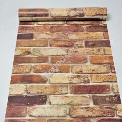 Giấy dán tường giả gạch C0081