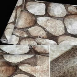 Giấy dán tường giả đá C0083