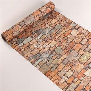 Khổ 60 Giấy dán tường giả đá G0014