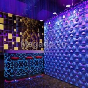 Tấm ốp tường 3D AM050